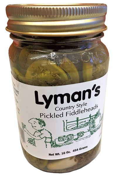 Lyman's Country Style Pickled Fiddleheads
