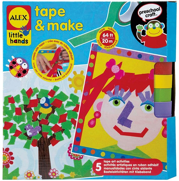 Alex Tape & Make Art Kit