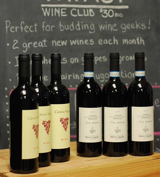 Dedalus Wine Club