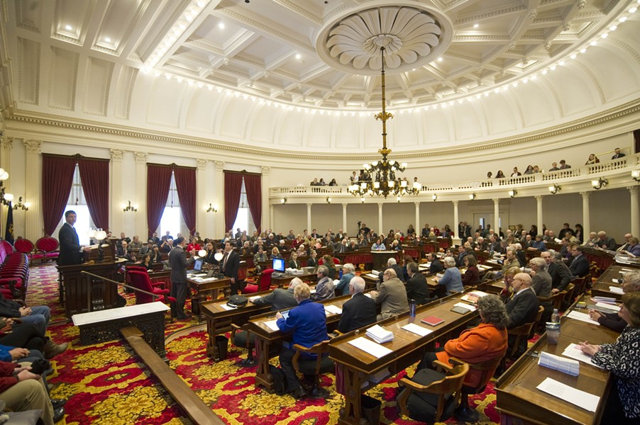 The House chamber - FILE PHOTO