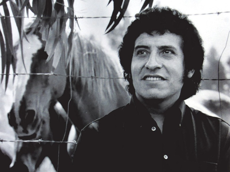Victor Jara - COURTESY OF JOHN SUMMA