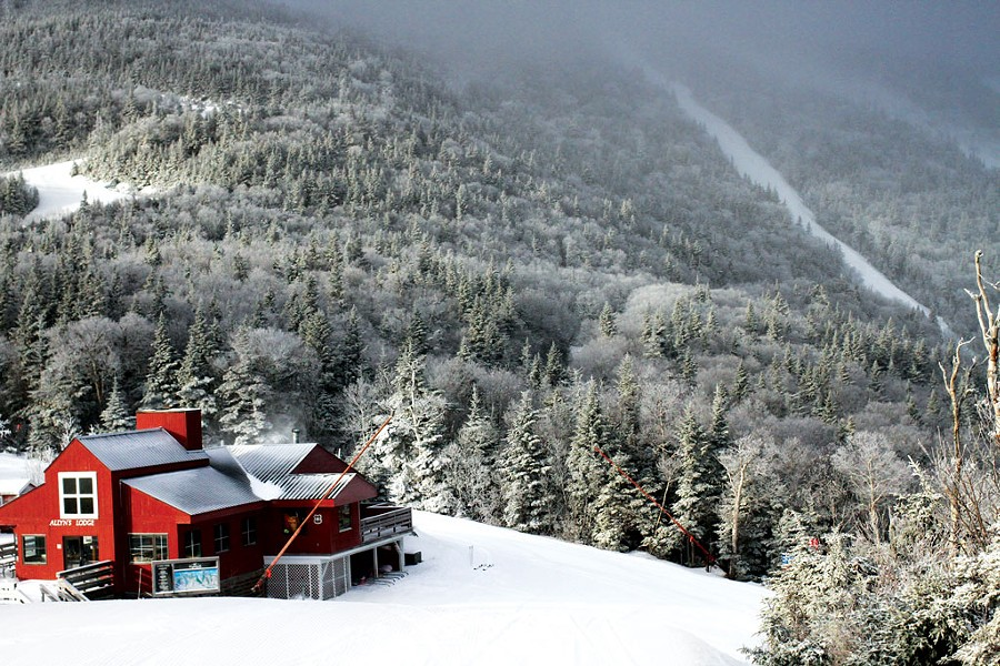 Allyn's Lodge at Sugarbush Resort - COURTESY OF SUGARBUSH RESORT
