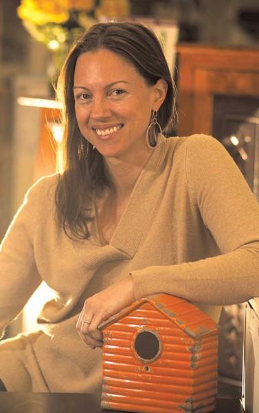 Sarah Coates - MATTHEW THORSEN