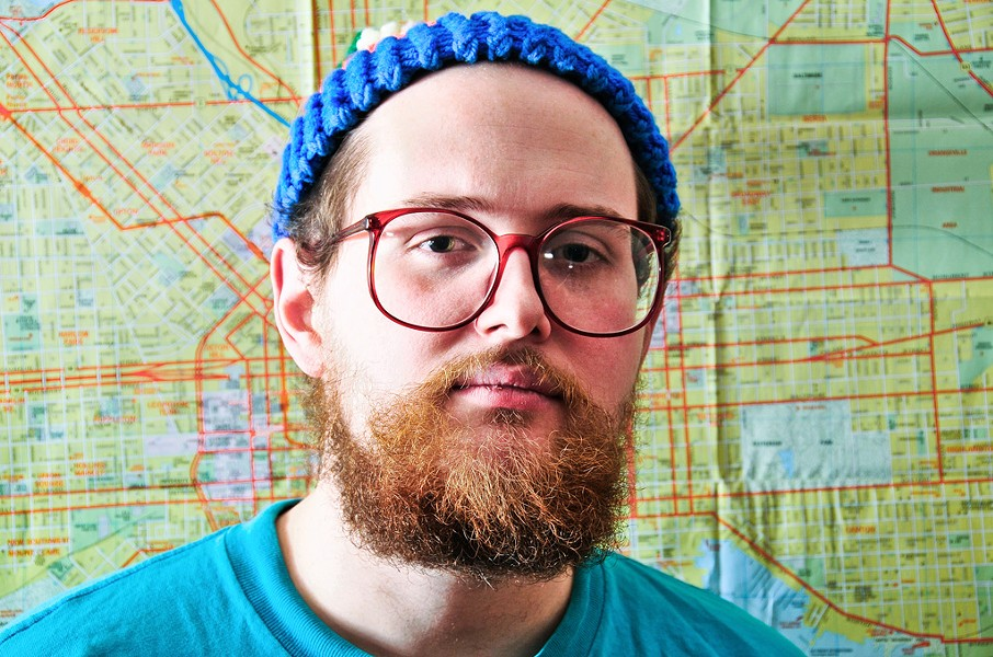 Dan Deacon - COURTESY PHOTO