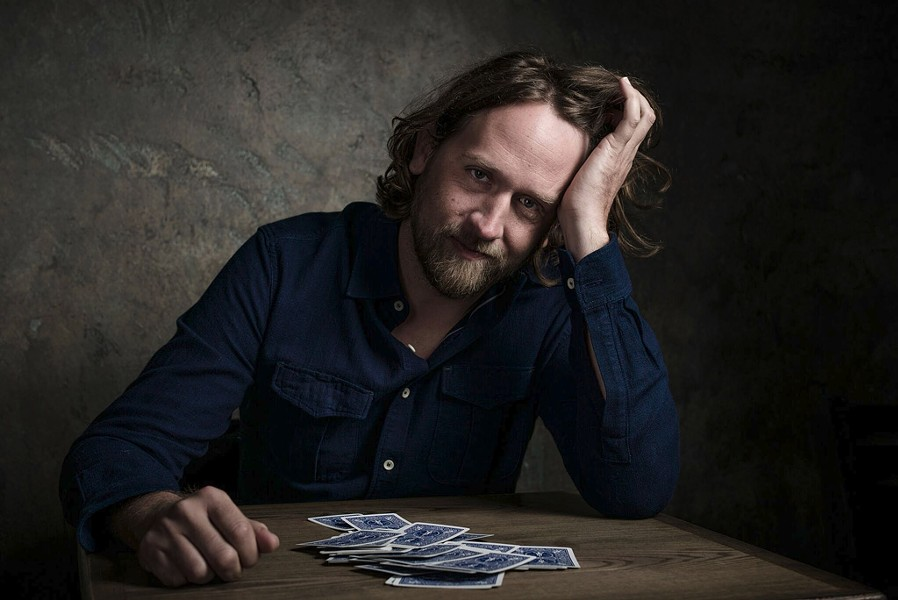 Hayes Carll - COURTESY PHOTO