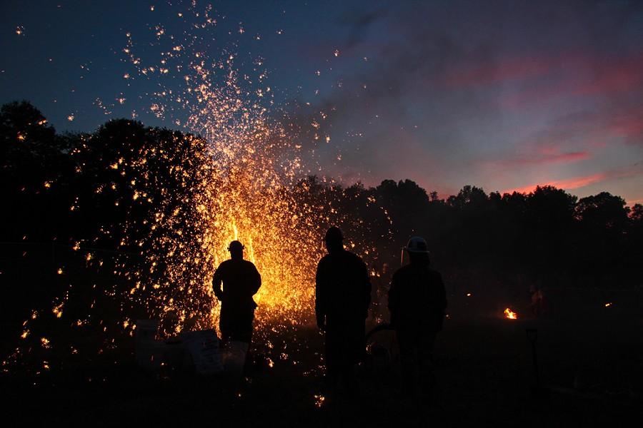 Rockfire - COURTESY OF LETTER10 CREATIVE