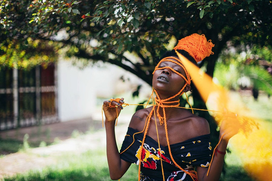 Jojo Abot - COURTESY OF SARAHWAISWA
