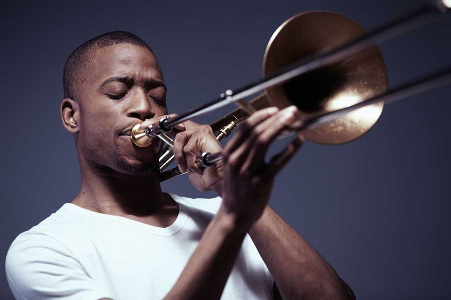 Trombone Shorty - COURTESY PHOTO