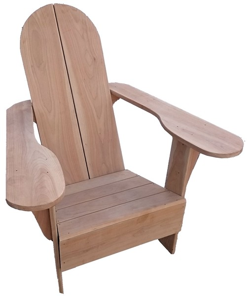 Sterling Furniture Works' cypress Westport chair