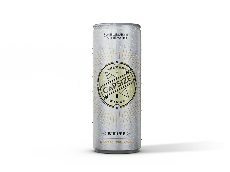 Capsize canned wine - COURTESY OF SHELBURNEVINEYARD.COM