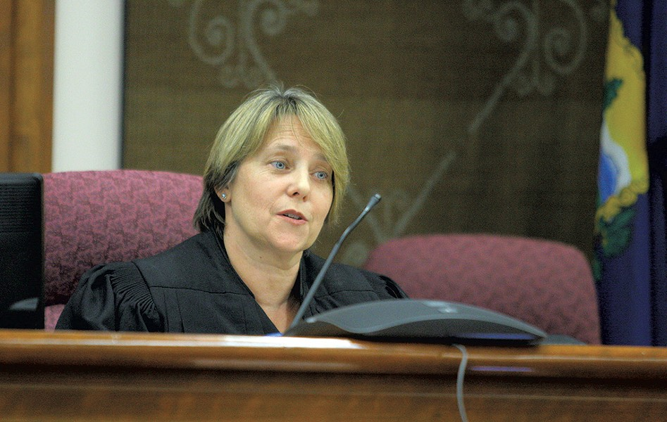 Judge Elizabeth Mann - ROBERT C. JENKS