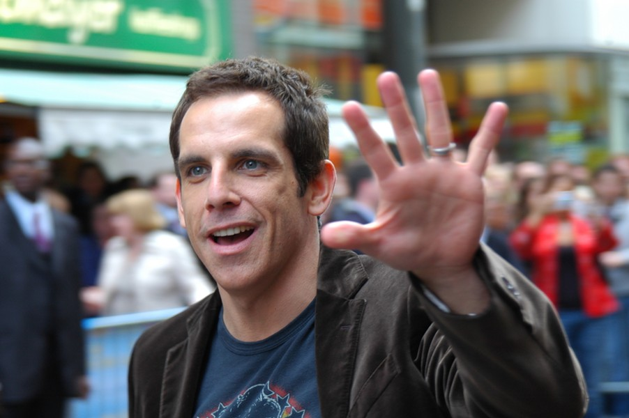 Ben Stiller - DREAMSTIME