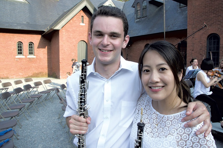 Noah Kay and Michelle Nguyen - COURTESY OF STEPHEN MEASE