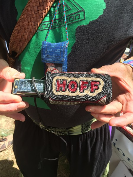 Harmonica case by Kathy Wegman - RACHEL JONES