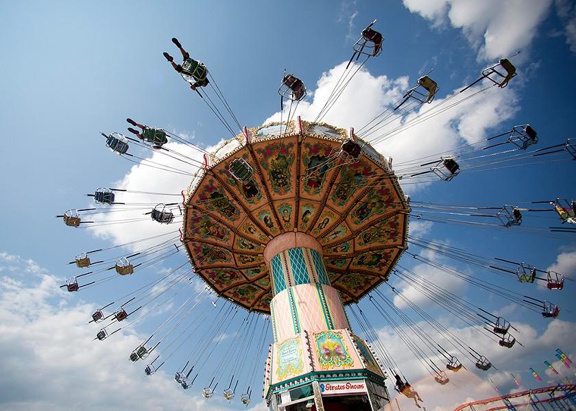 Champlain Valley Fair - FILE: JAMES BUCK