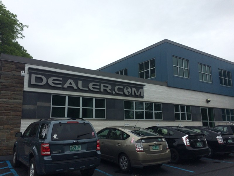 Dealer.com's Pine Street headquarters - FILE: MARK DAVIS