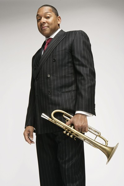 Wynton Marsalis - COURTESY OF CLAY MCBRIDE