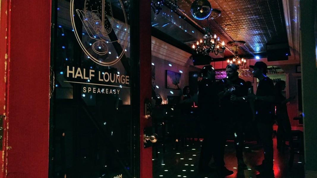 Half Lounge - JORDAN ADAMS