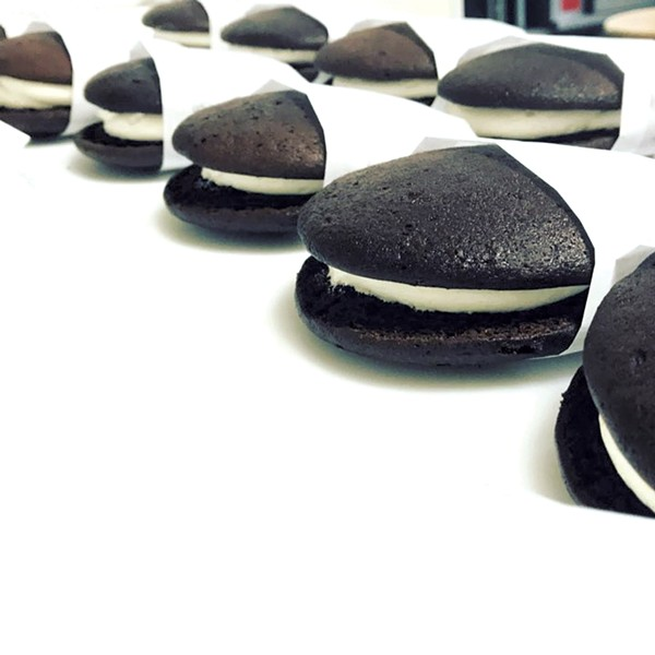 Nomadic Oven's whoopie pies - COURTESY OF NOMADIC OVEN