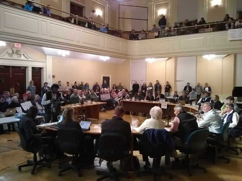 Monday's City Council meeting - KATIE JICKLING
