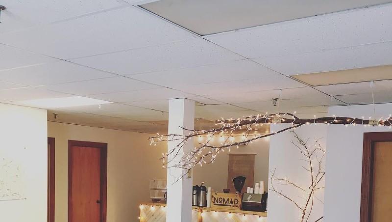 Nomad Coffee's Pop-Update in Essex Junction