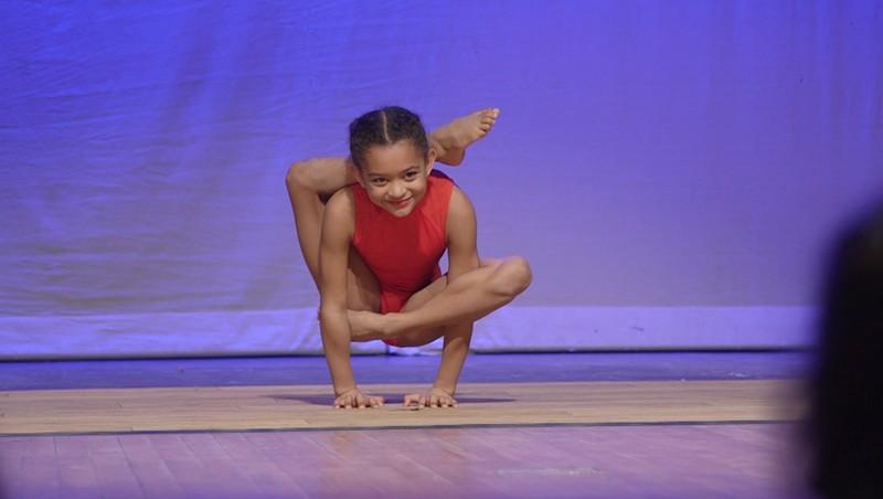 Northeast Super Regional Yoga Asana Championships [SIV524]