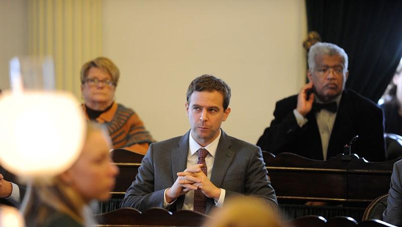 Vermont Senate Votes to Override Scott's Veto of Toxics Bill