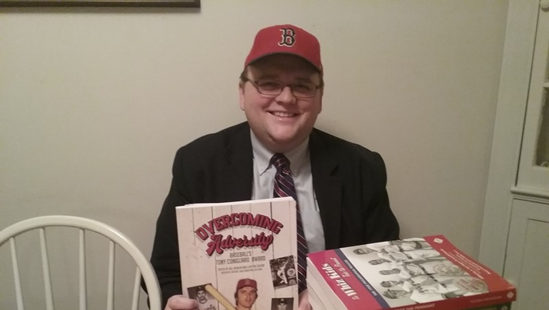 Seven Questions for Vermont SABR Chair Clayton Trutor