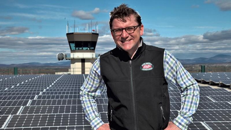 Lunderville to Leave Burlington Electric, Serve as CEDO Director