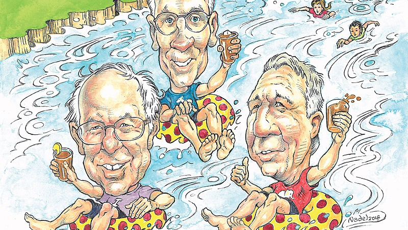 Vermont's Most Powerful Offices Are Up For Grabs This Election. So Why Is It So Slow?