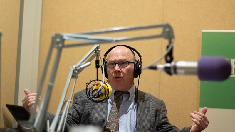 Walters: Congressional Candidate Drops Out on Live Radio