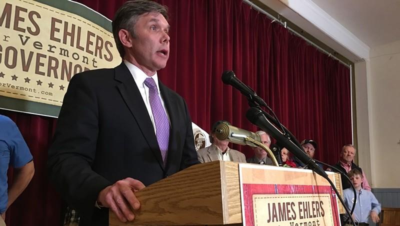Walters: Ehlers Dances Around Gun Restrictions
