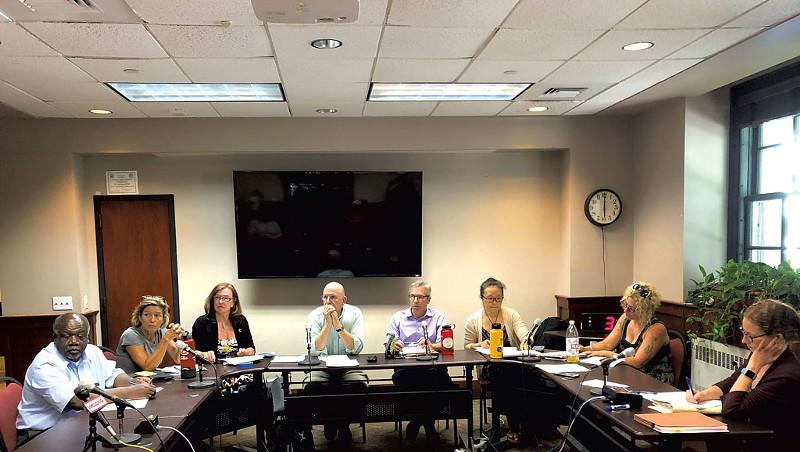 Mural Task Force Presents Recommendations to Burlington City Council