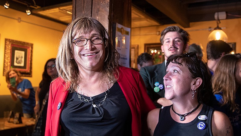 Walters: Hallquist Enjoying Flood of Media Attention After Primary Win