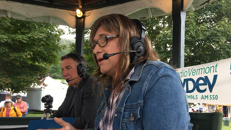 Walters: Scott and Hallquist Face Off in First Debate