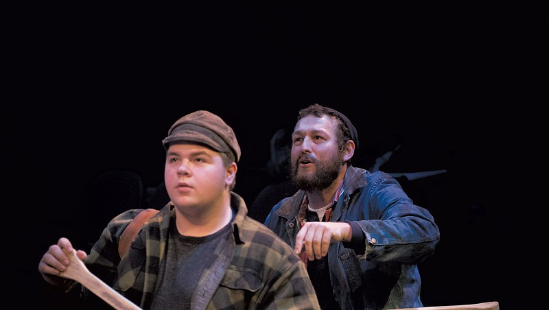 Theater Review: 'Disappearances,' Lost Nation Theater