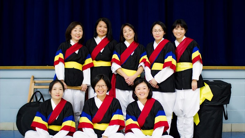 New Voices Series Showcases Local Korean and Ghanaian Drum Groups