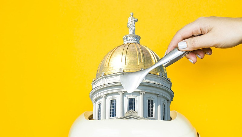 Montpeculiar: Legislator Preps for Session — With a Plea for a Toaster
