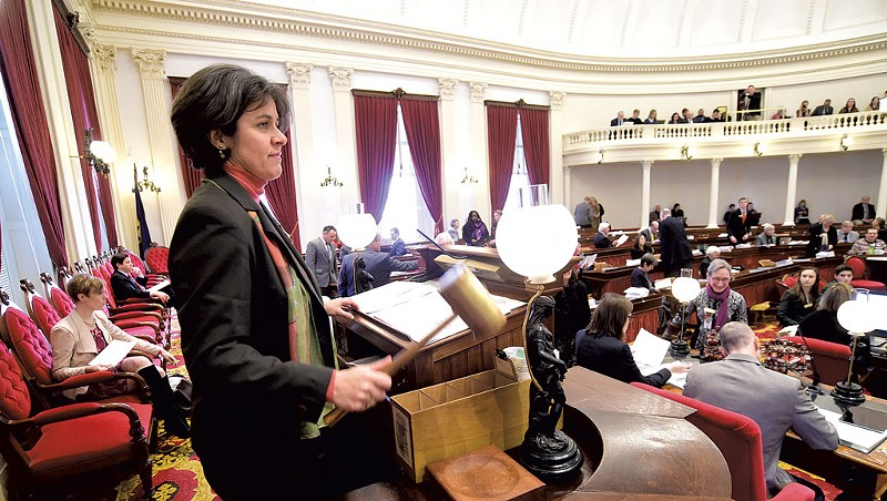 Vermont Democrats Counter Scott With Mandatory Paid Leave Plan