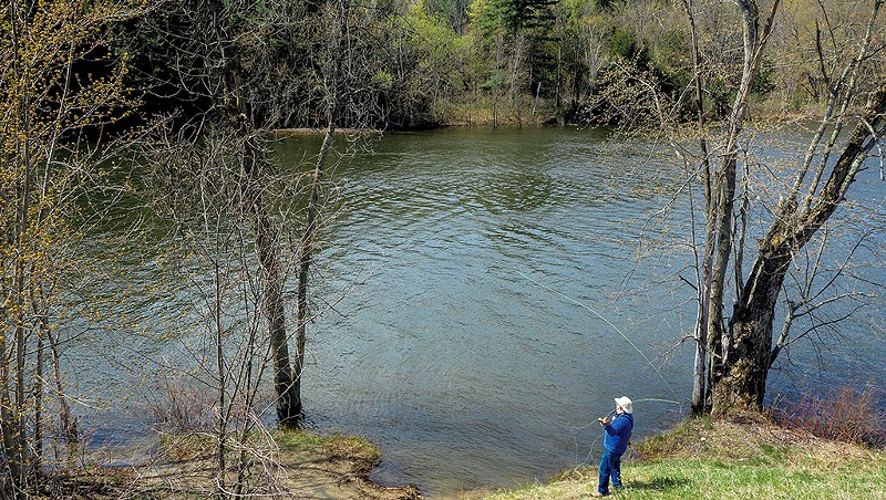 Catching the Big Picture With Fly Fisherman and Author Peter Shea