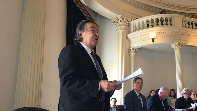 Walters: Vermont Senate Approves No-Nukes Resolution