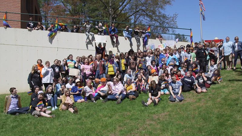 Stuck in Vermont: 13th Annual Queer and Allied Youth Summit in Chester