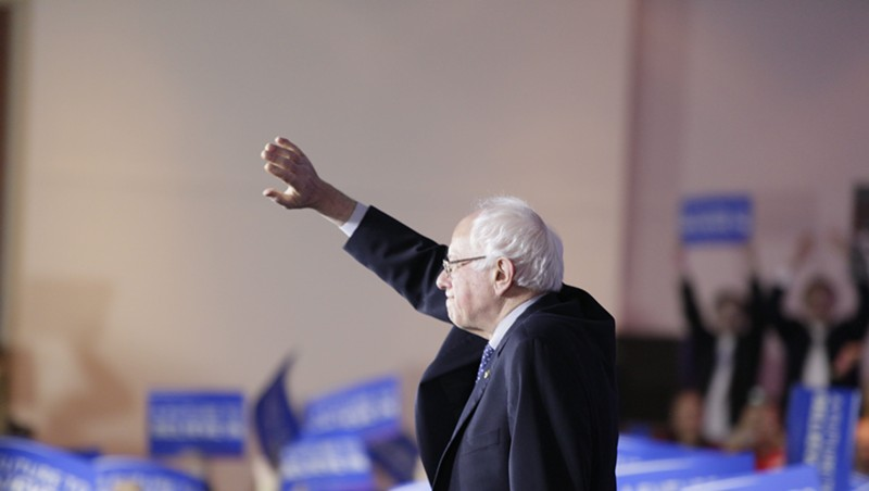 Sanders Surges as Iowa Caucuses Approach