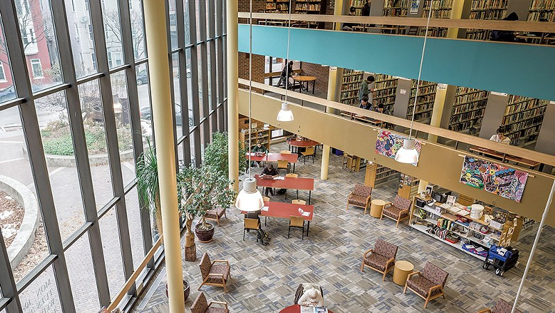 Public Libraries Adapt to the 21st Century … and Uphold Democracy