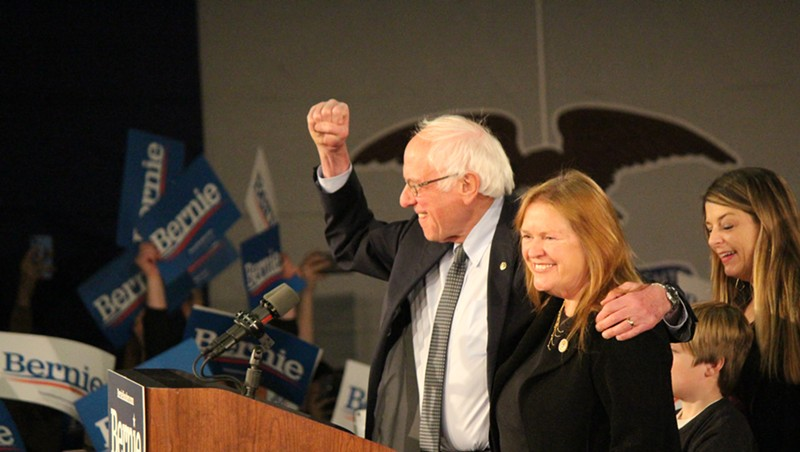 Bernie Sanders Wins in Nevada