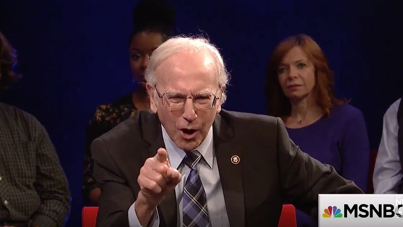 Bernie Bits: Larry David Returns to 'SNL' As Bernie Sanders