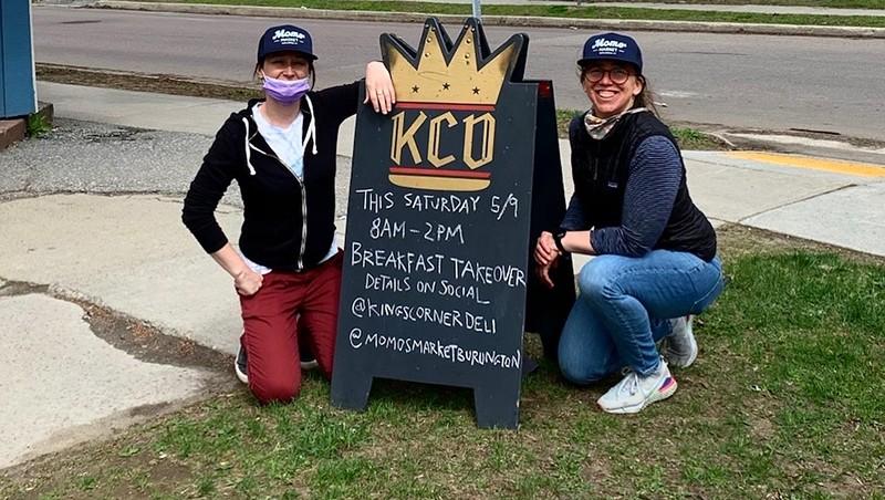 King's Corner Deli Owner Plans Pop-Up Breakfast Event