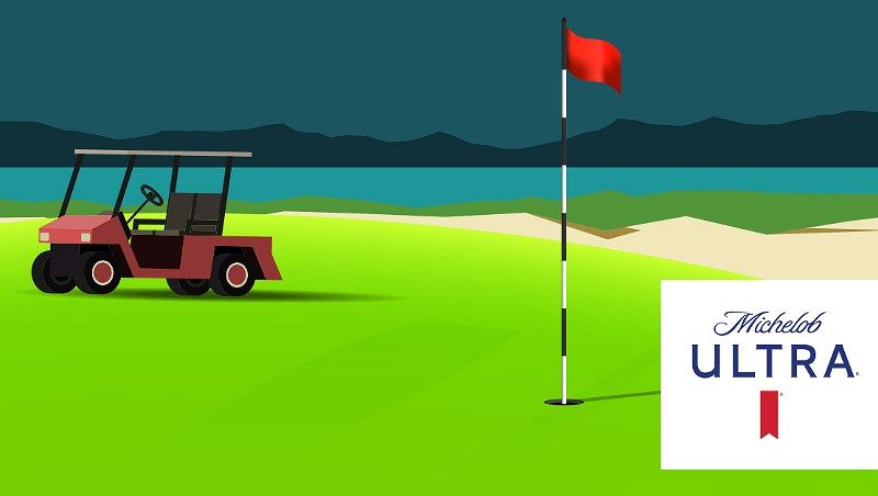Contest: Go Golfing with Michelob ULTRA