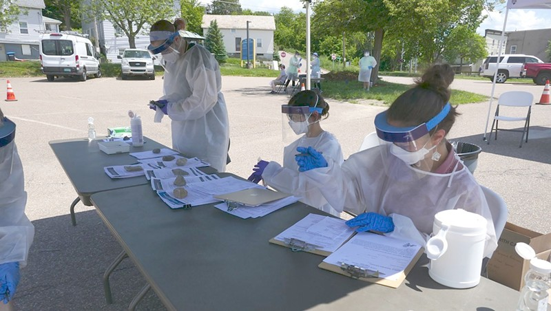 'Call to Action' In Winooski As Outbreak Takes Shape