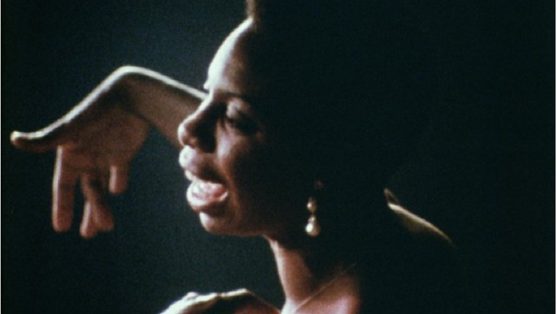 Still from What Happened, Miss Simone?